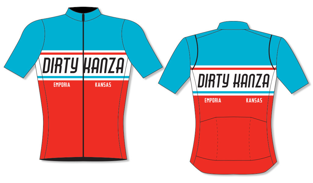 Dirty Kanza 2018 Jersey Proof 3