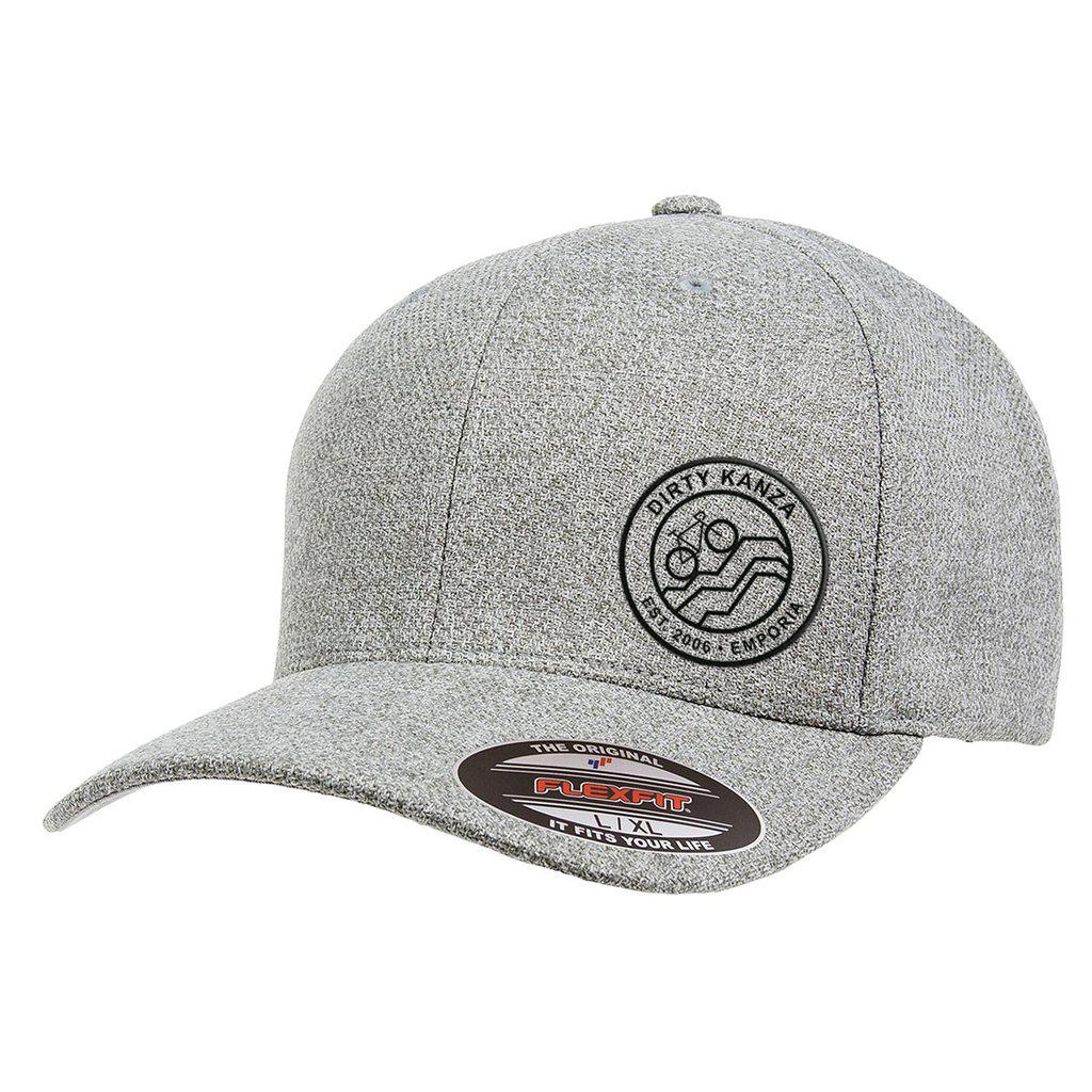 Dirty Kanza 2018 Hat Black Logo