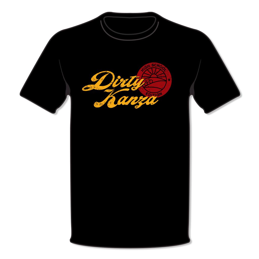 Dirty Kanza 2018 High School T-Shirt