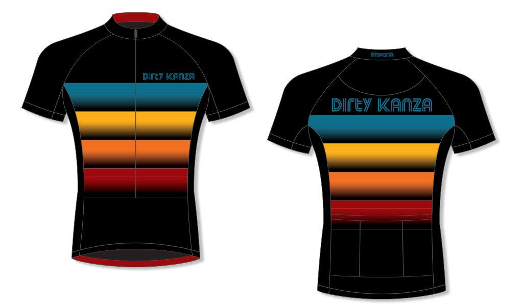 Dirty Kanza 2018 Kit Jersey