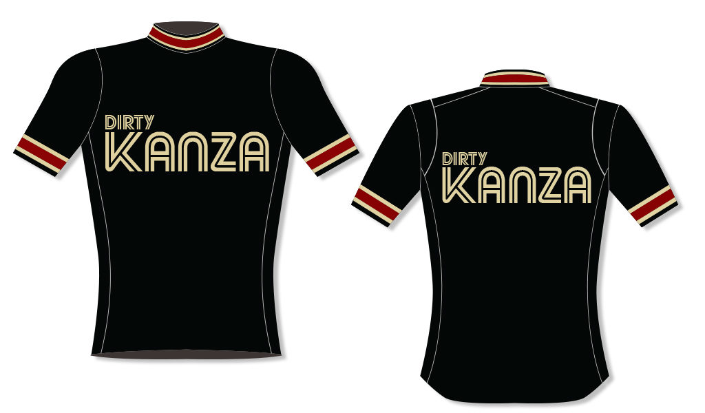 Dirty Kanza 2018 Jersey Proof 1