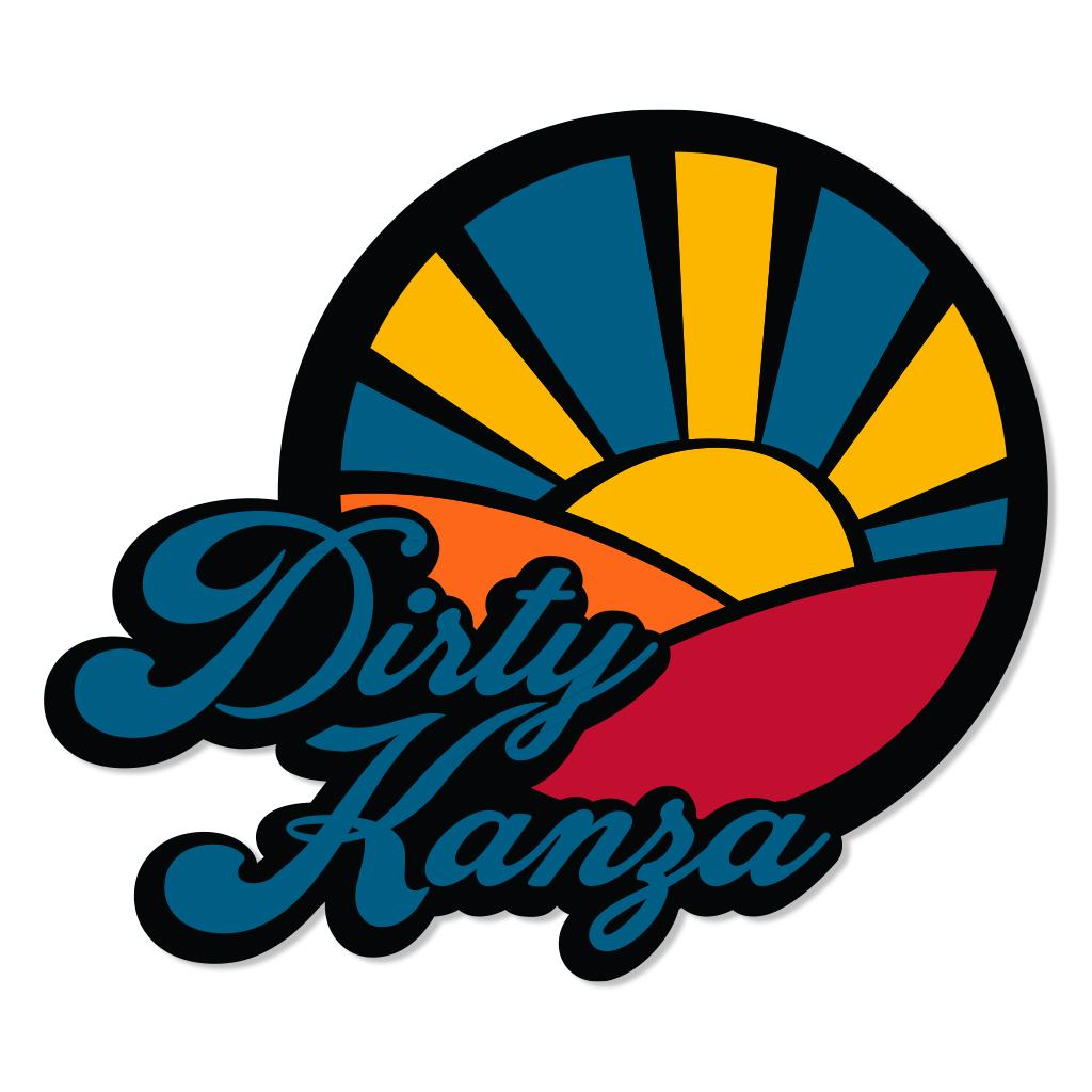 Dirty Kanza 2018 Kids Logo