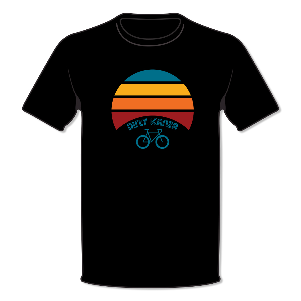 Dirty Kanza 2018 Kids T-Shirt