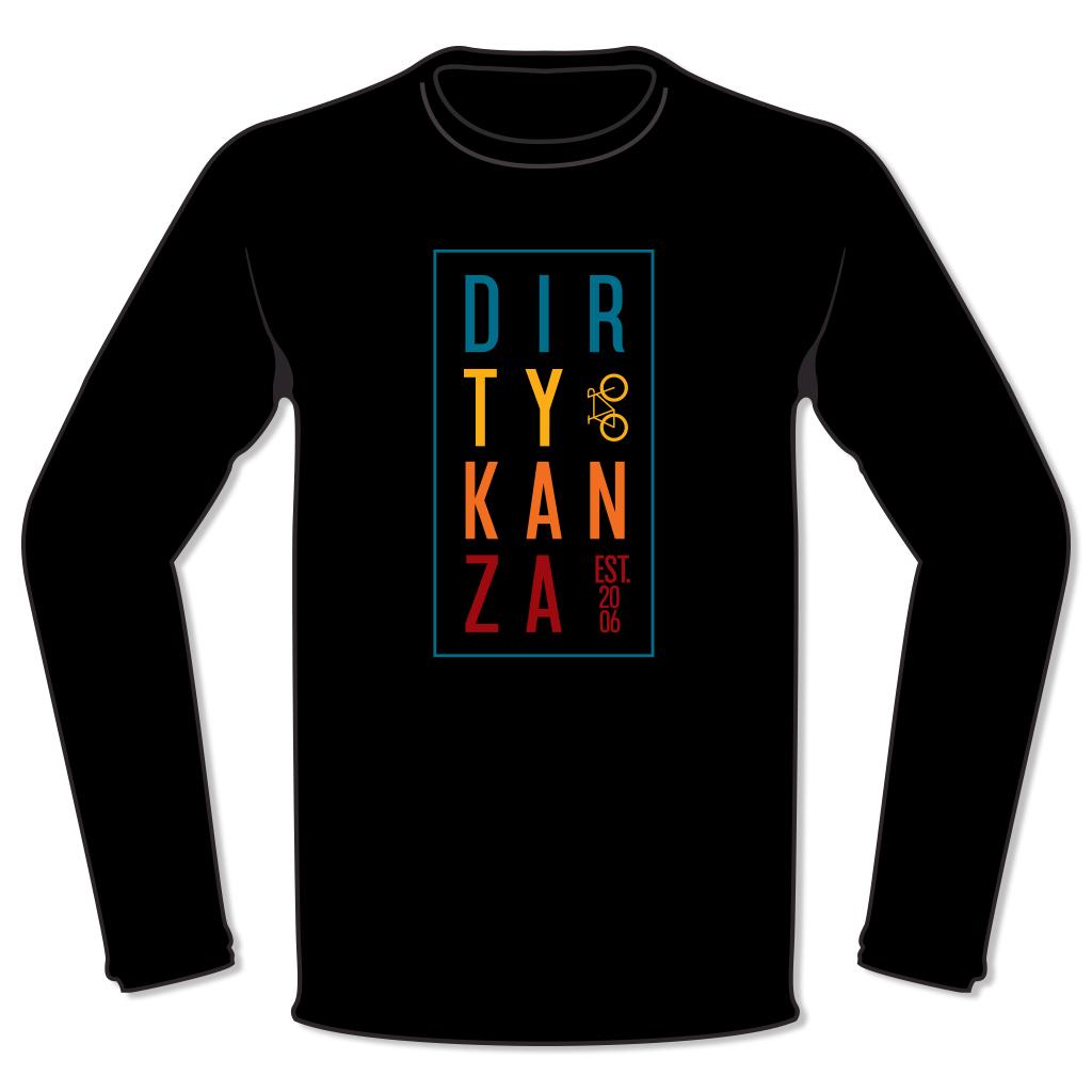 Dirty Kanza 2018 Long Sleeve T-Shirt