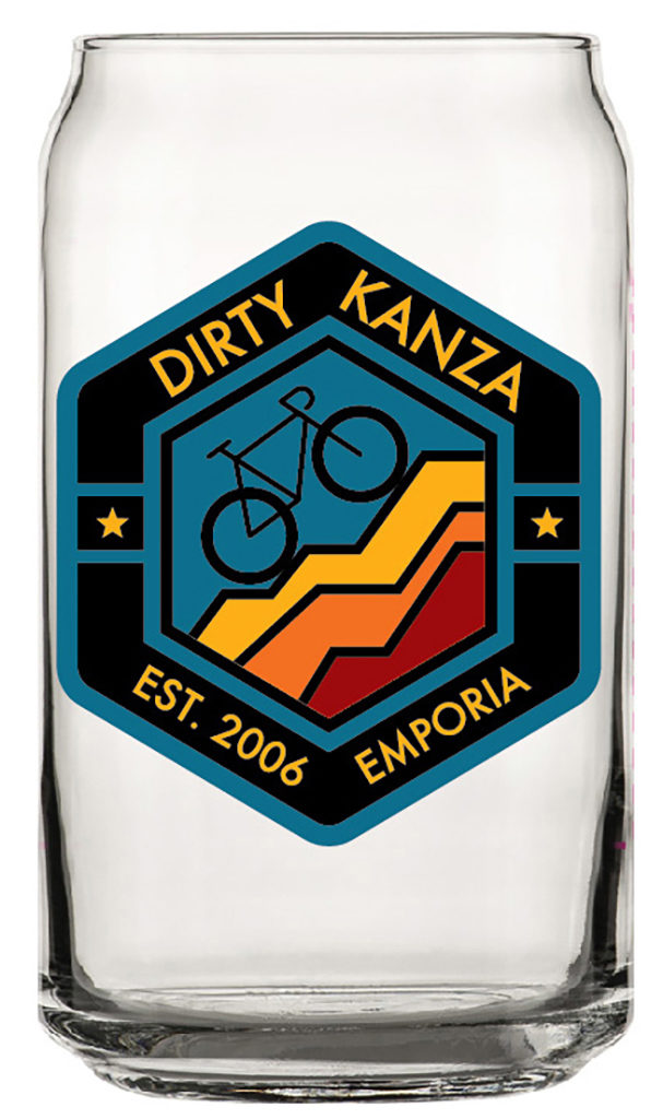 Dirty Kanza 2018 Glass