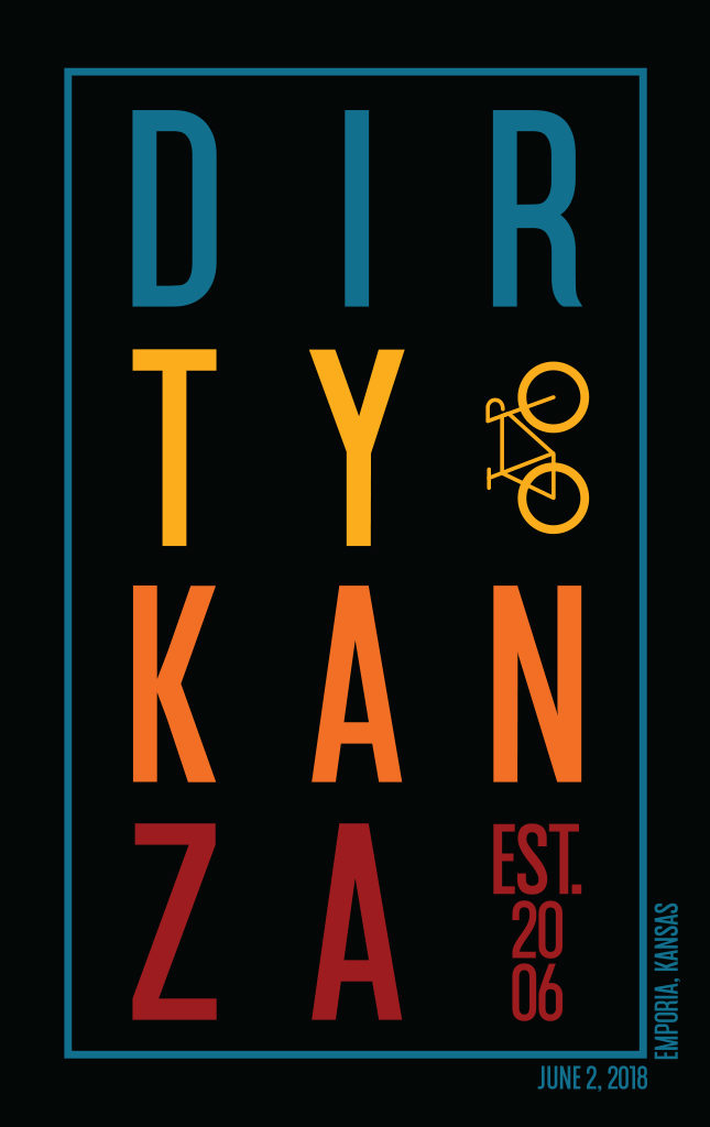Dirty Kanza 2018 Poster