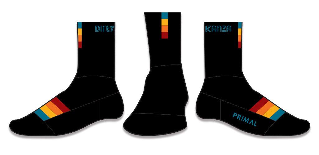 Dirty Kanza 2018 Kit Socks