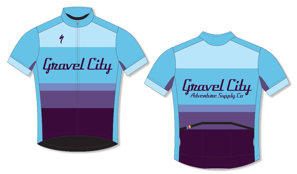 Gravel City Jersey Proof 2