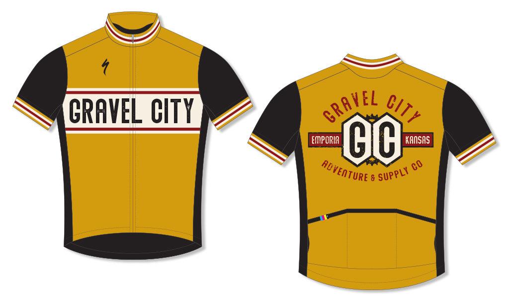 Gravel City Ambassador Jersey
