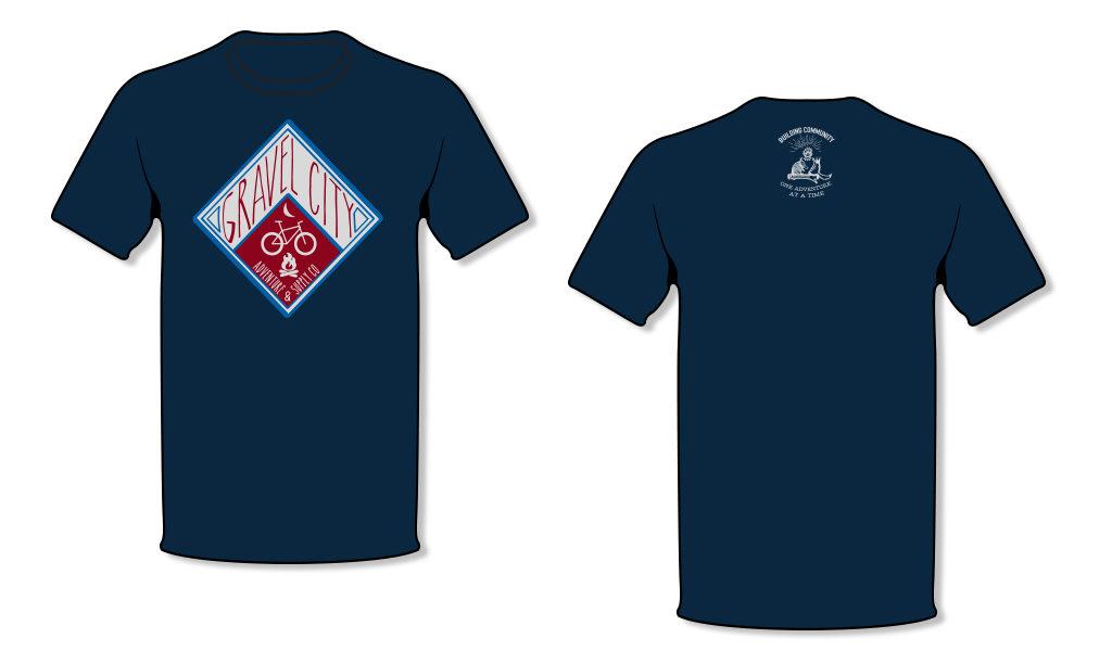 Gravel City T-Shirt