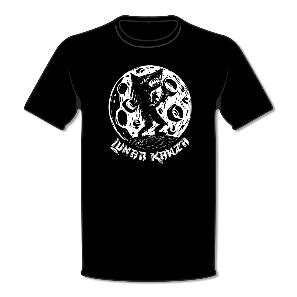 Lunar Kanza T-Shirt