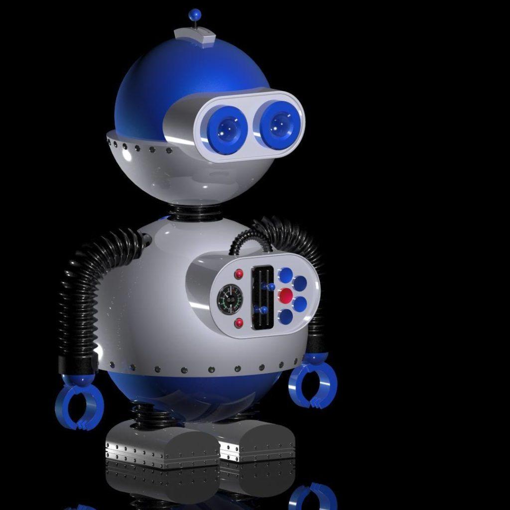 3d robot 1