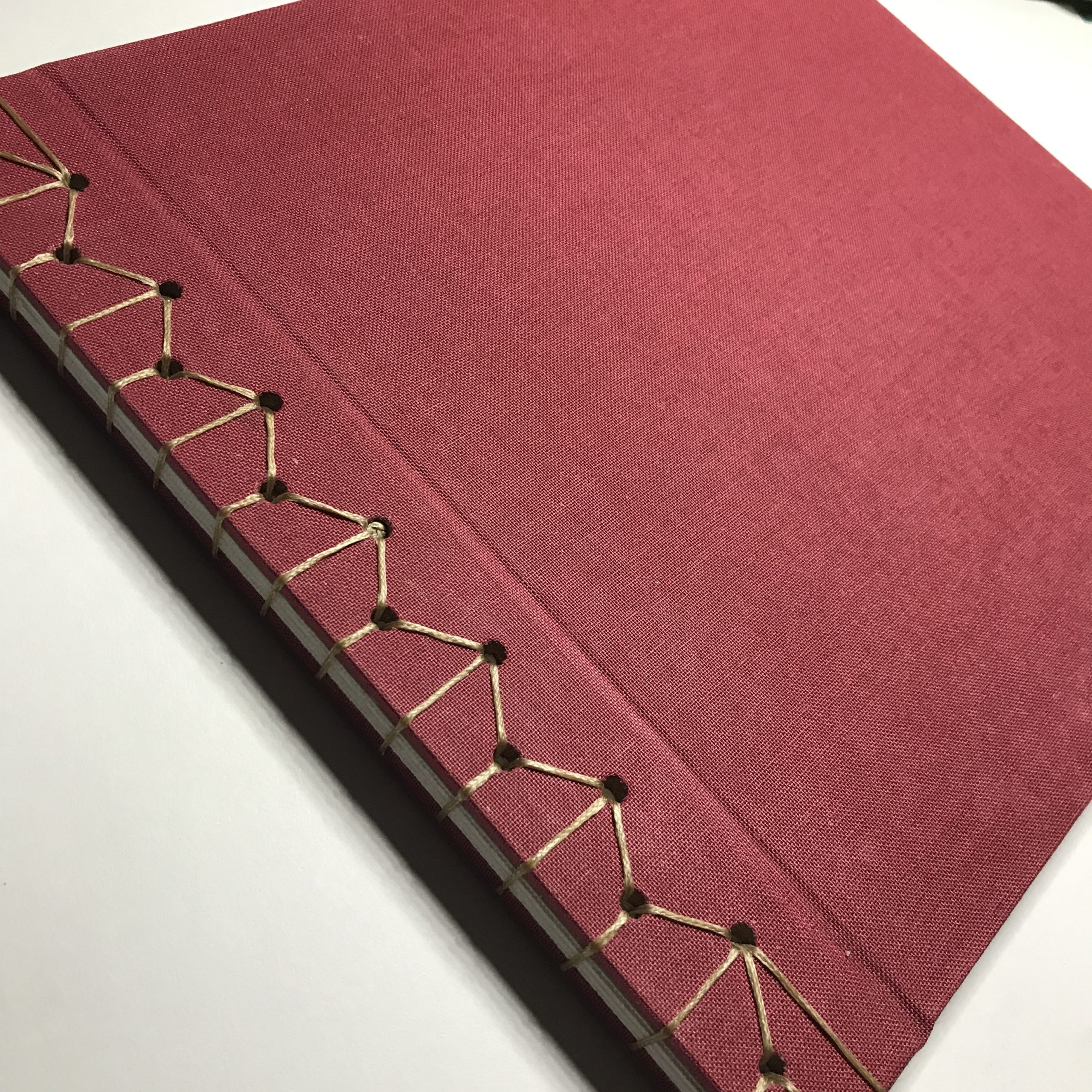 Cover of stab stitch book number 1