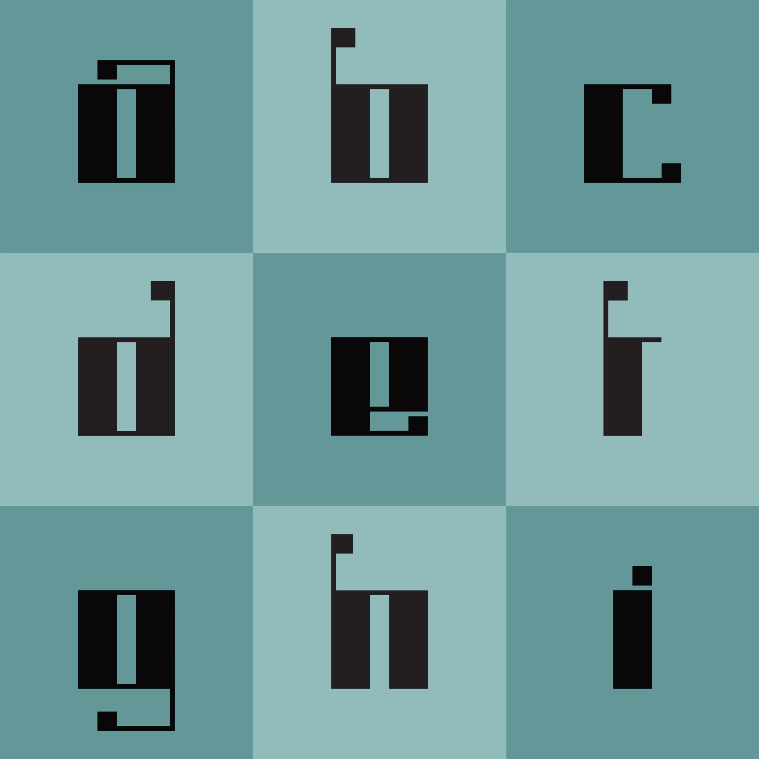 Underbite Typeface   2021